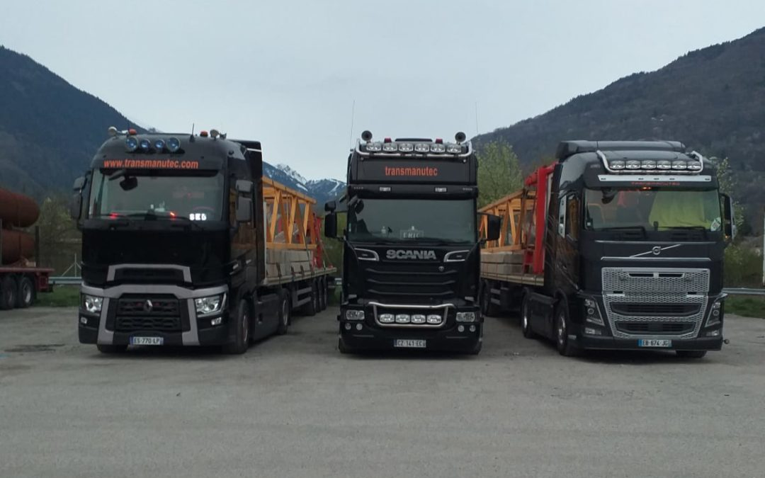 Convoi Lyon Transmanutec