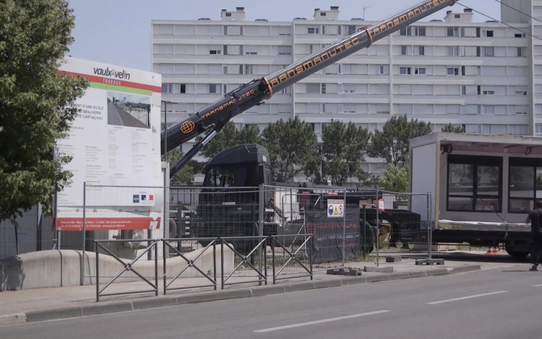 transfert industriel Lyon.