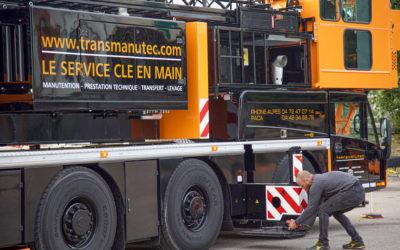 Transmanutec pour votre transport Lyon